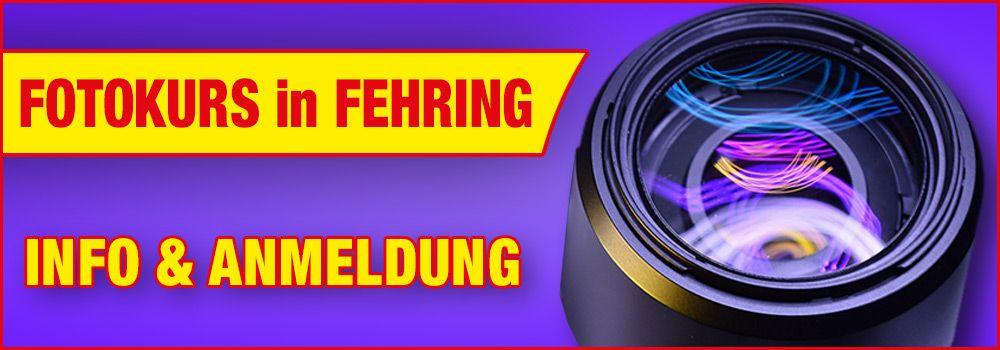 Anmeldung zum Fotokurs in Fehring